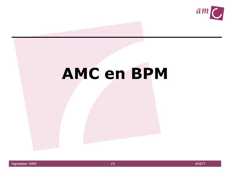 AMC en BPM