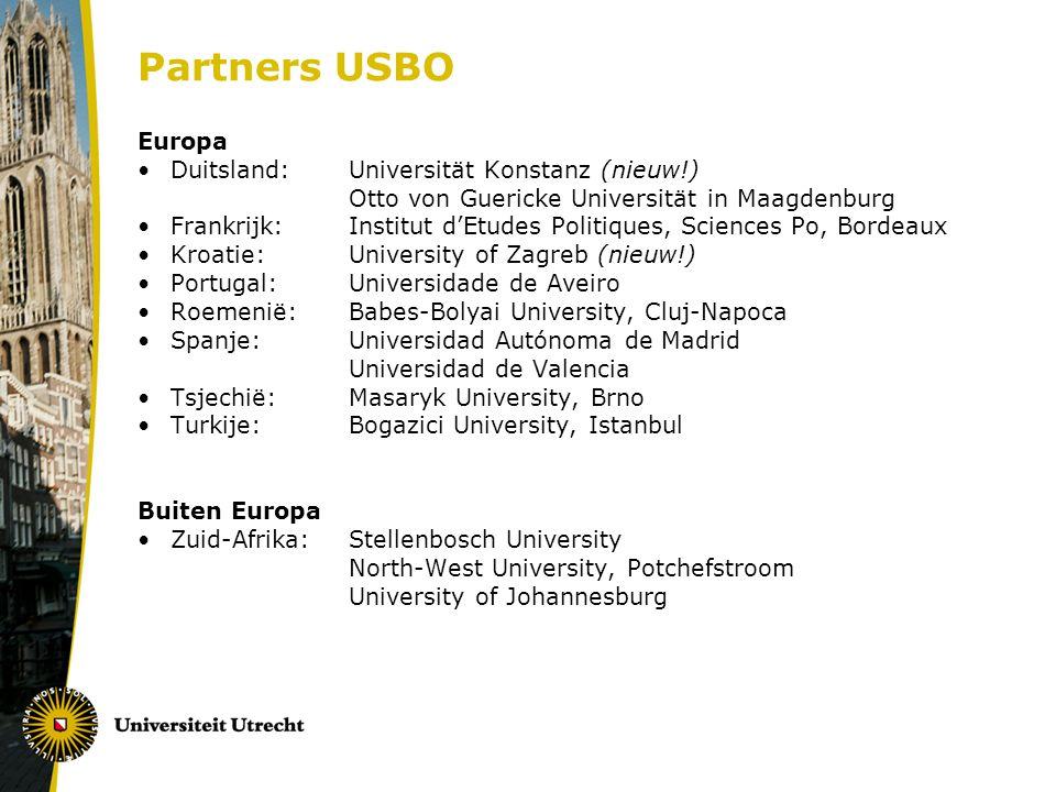 Partners USBO Europa Duitsland: Universität Konstanz (nieuw!)