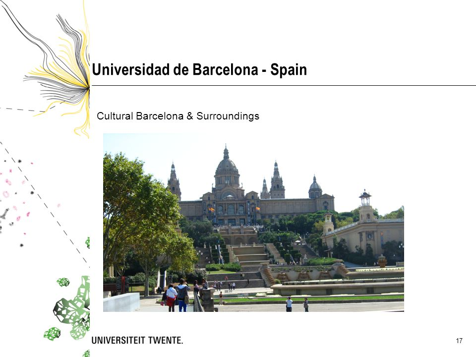Universidad de Barcelona - Spain