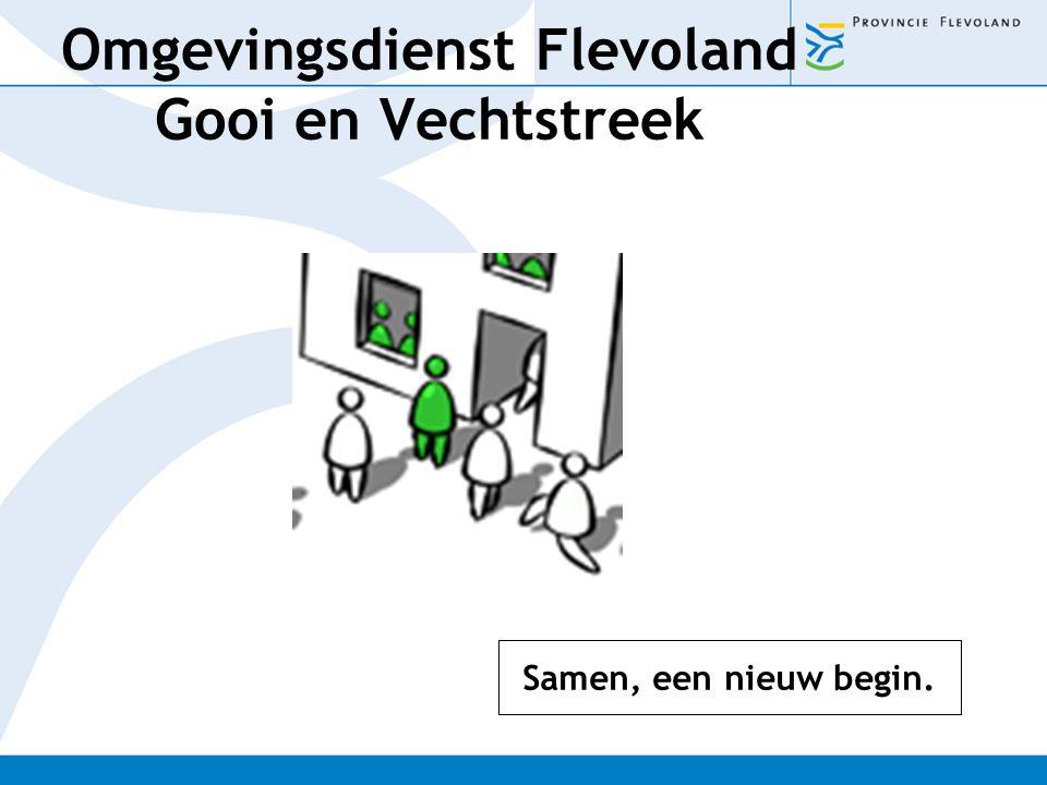 Omgevingsdienst Flevoland Gooi en Vechtstreek