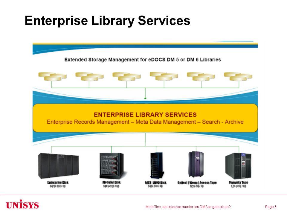 Enterprise Library Services