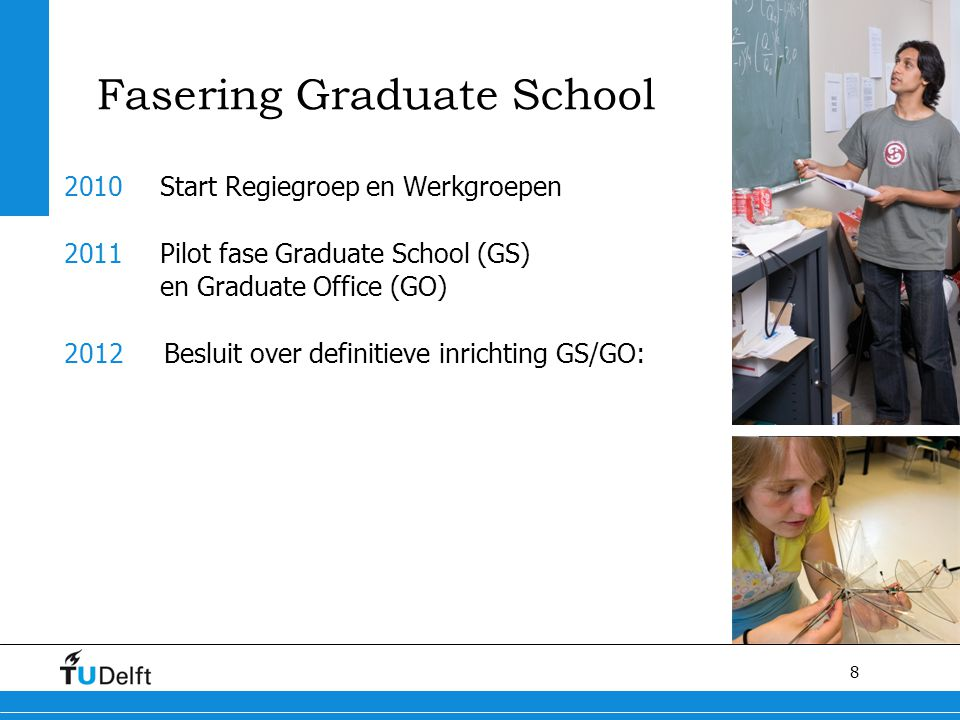 Fasering Graduate School