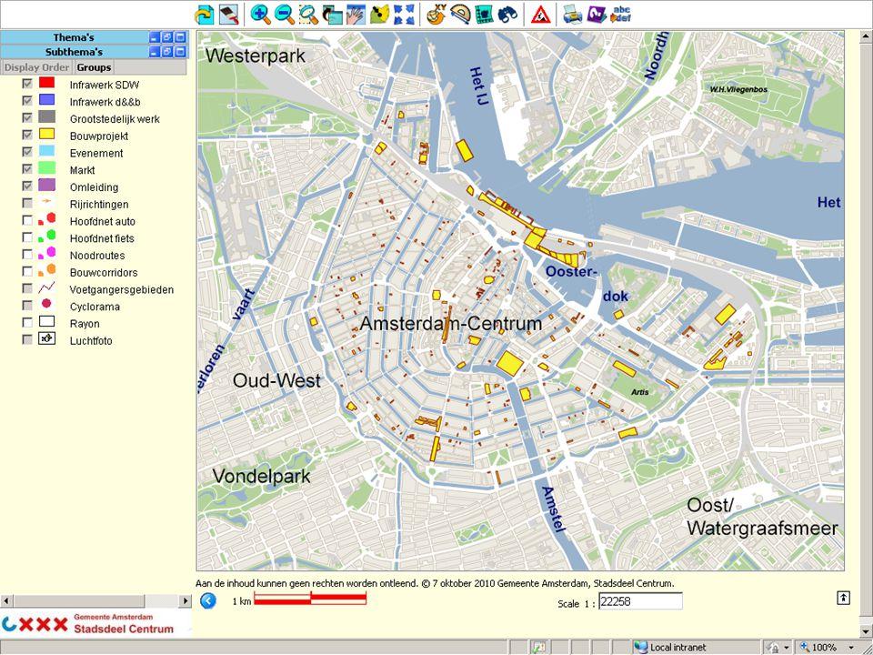 Gemeente Amsterdam Stadsdeel Centrum