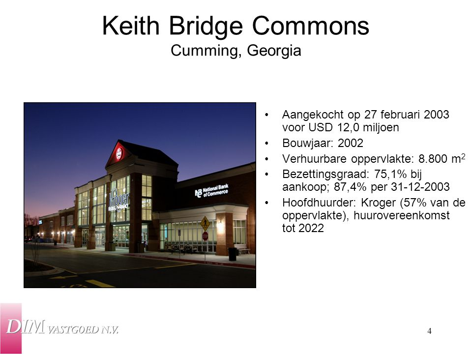 Keith Bridge Commons Cumming, Georgia