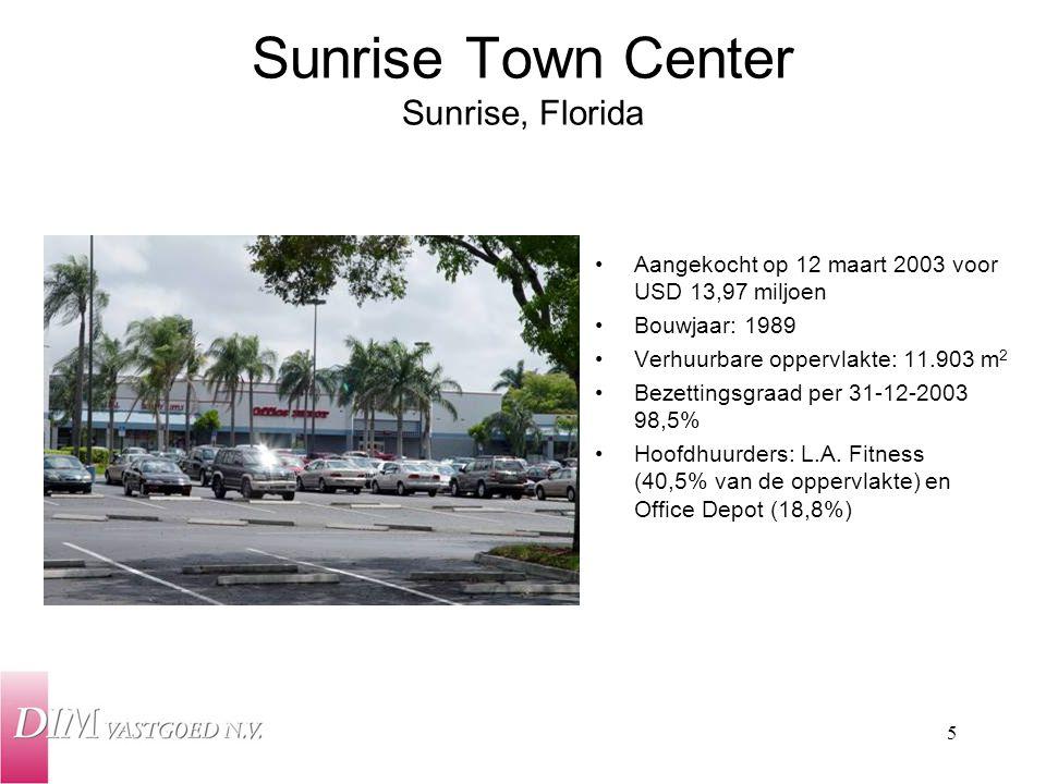 Sunrise Town Center Sunrise, Florida