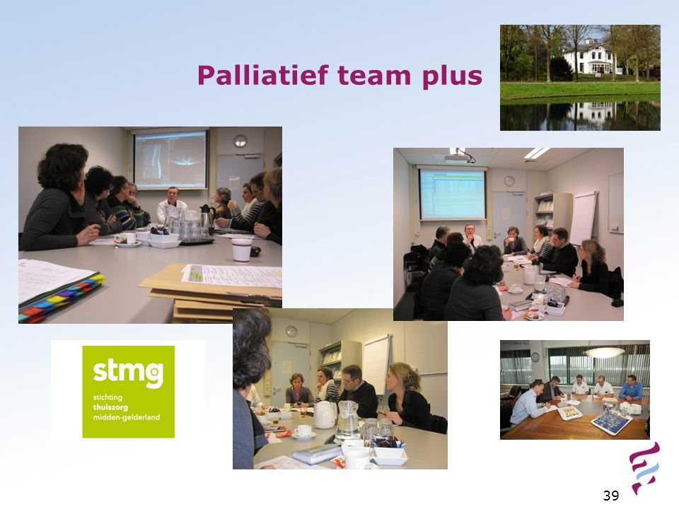 Palliatief team plus