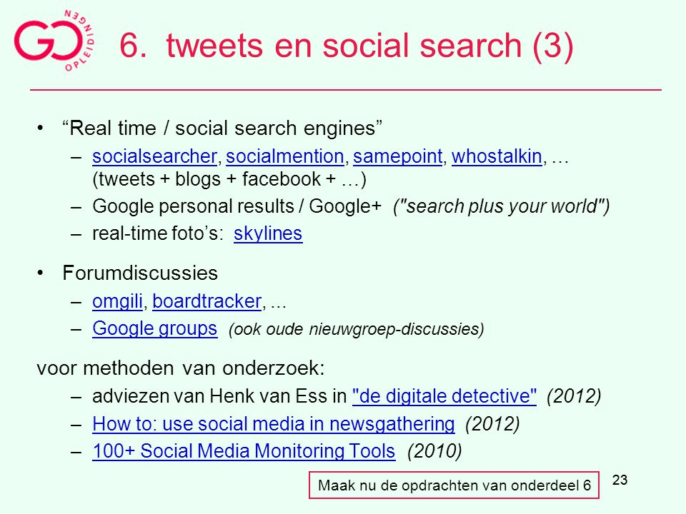 6. tweets en social search (3)
