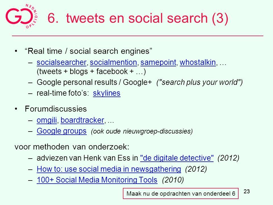 6. tweets en social search (3)