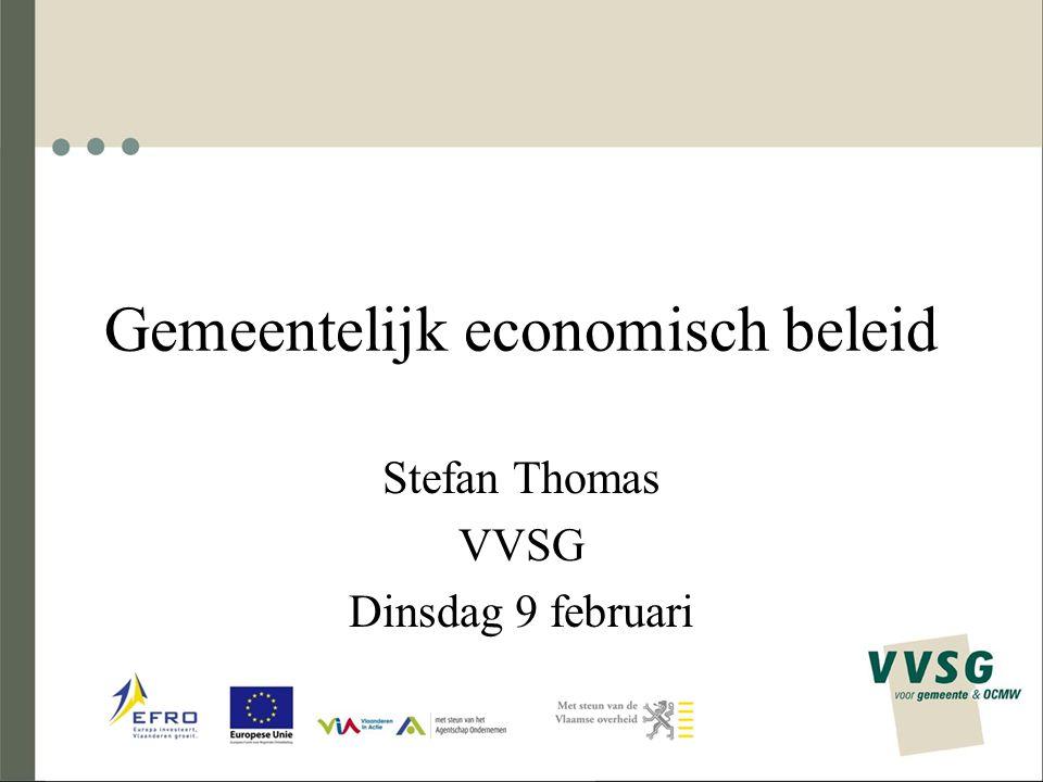 Gemeentelijk economisch beleid