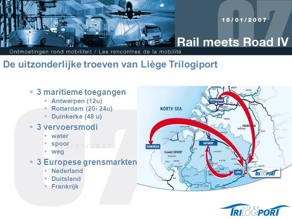 De uitzonderlijke troeven van Liège Trilogiport