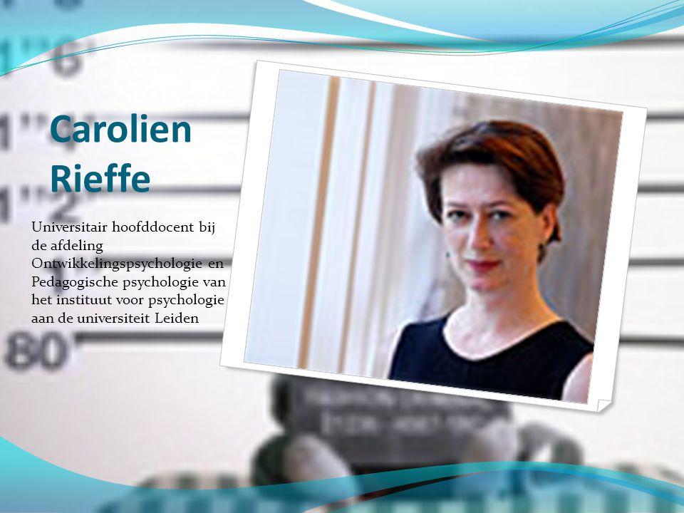 Carolien Rieffe