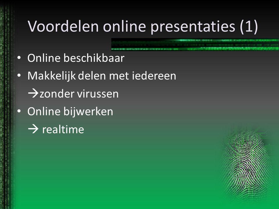 Voordelen online presentaties (1)