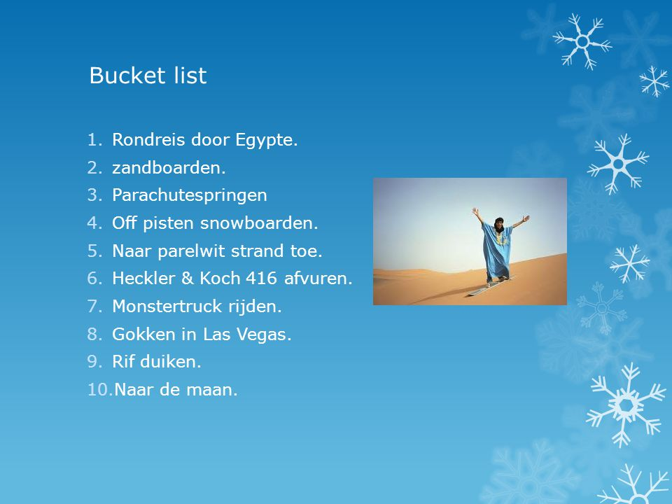 Bucket list Rondreis door Egypte. zandboarden. Parachutespringen