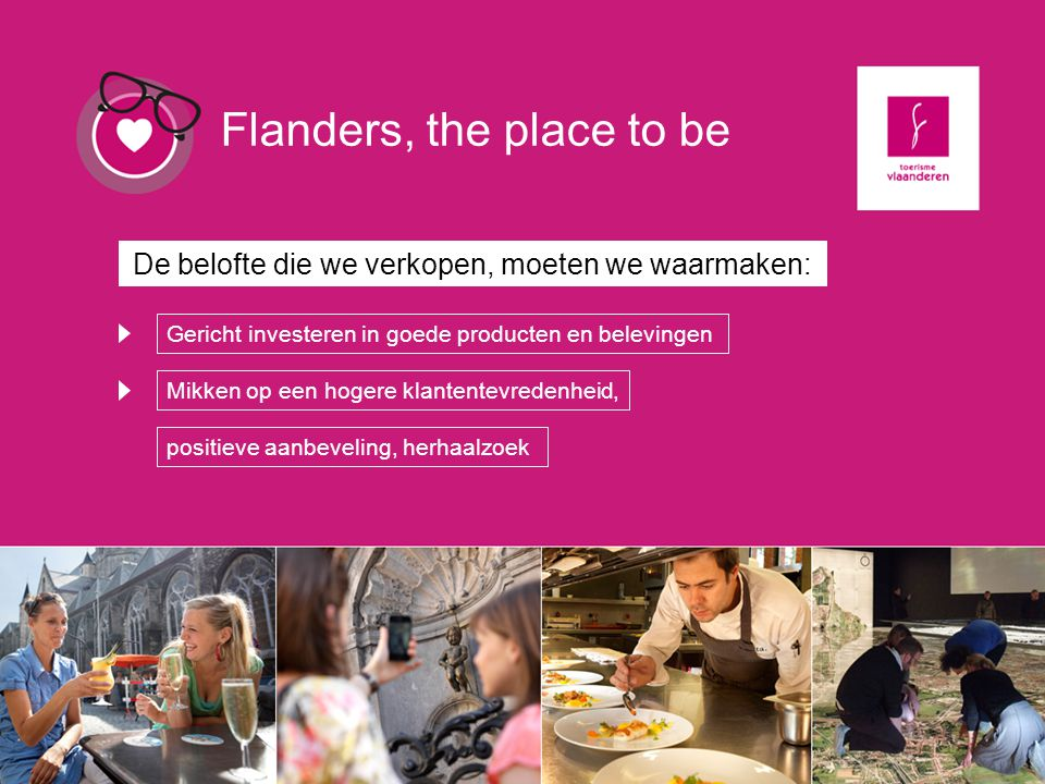 Flanders, the place to be