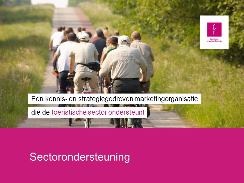 Een kennis- en strategiegedreven marketingorganisatie