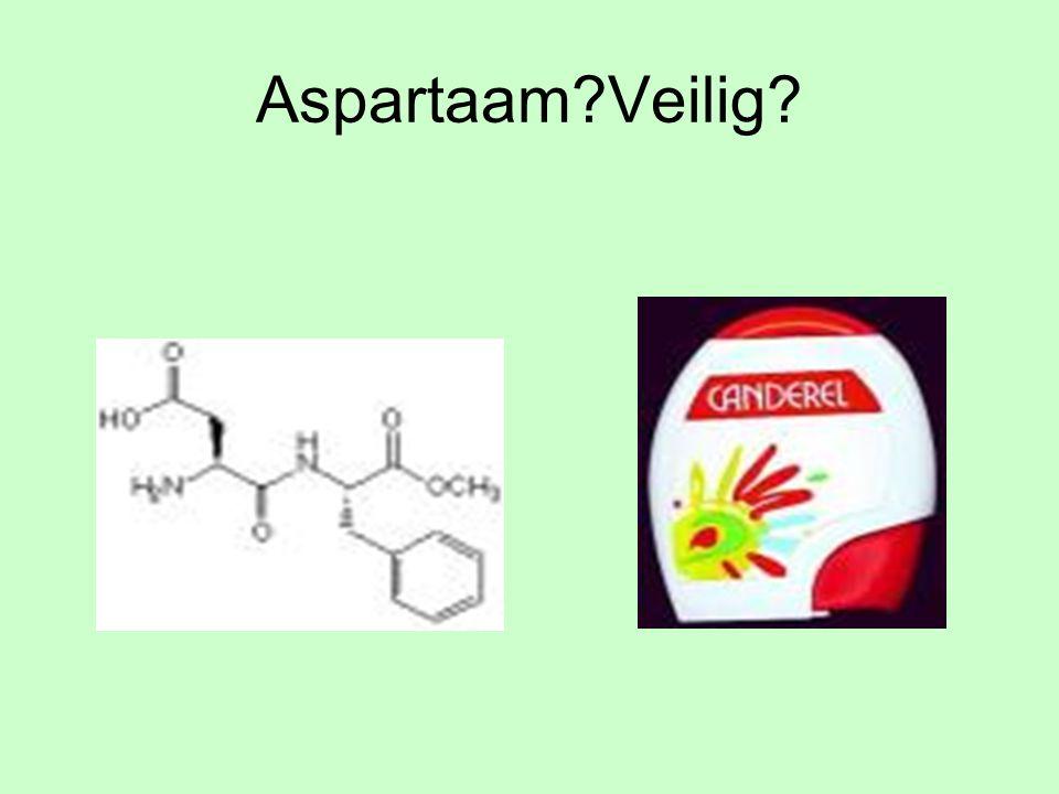 Aspartaam Veilig