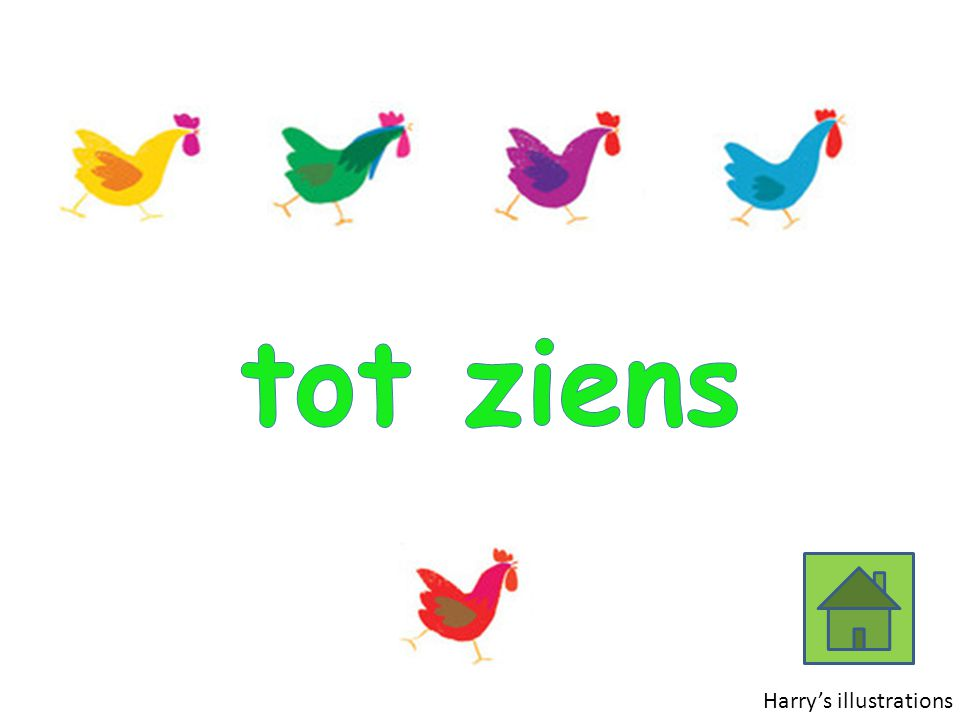 tot ziens Harry's illustrations