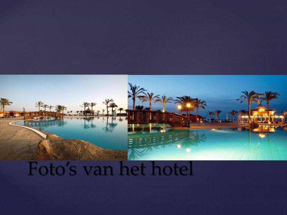 Foto's van het hotel