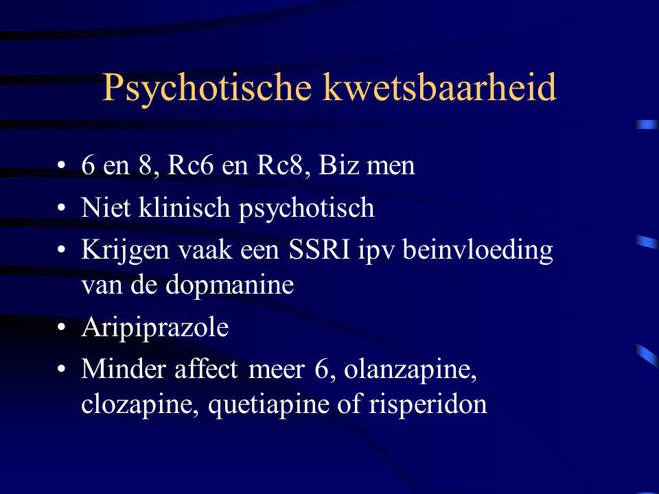 Psychotische kwetsbaarheid