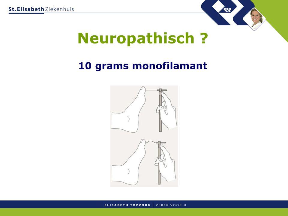 Neuropathisch 10 grams monofilamant