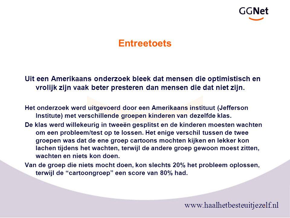 Entreetoets www.haalhetbesteuitjezelf.nl