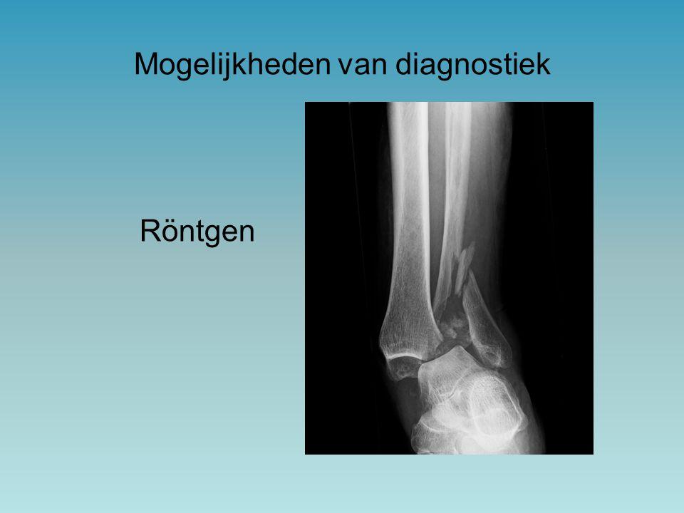 Mogelijkheden van diagnostiek