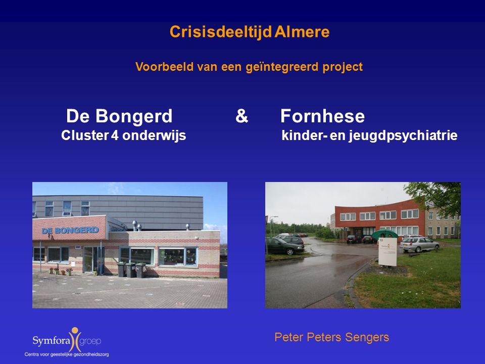 Crisisdeeltijd Almere Voorbeeld van een geïntegreerd project
