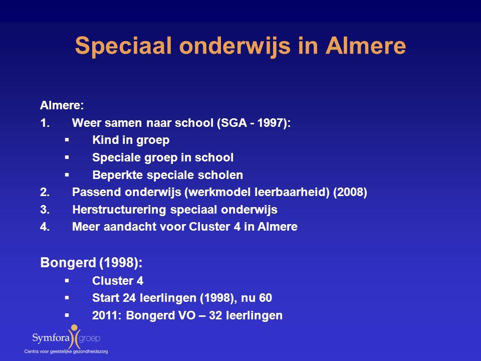 Speciaal onderwijs in Almere