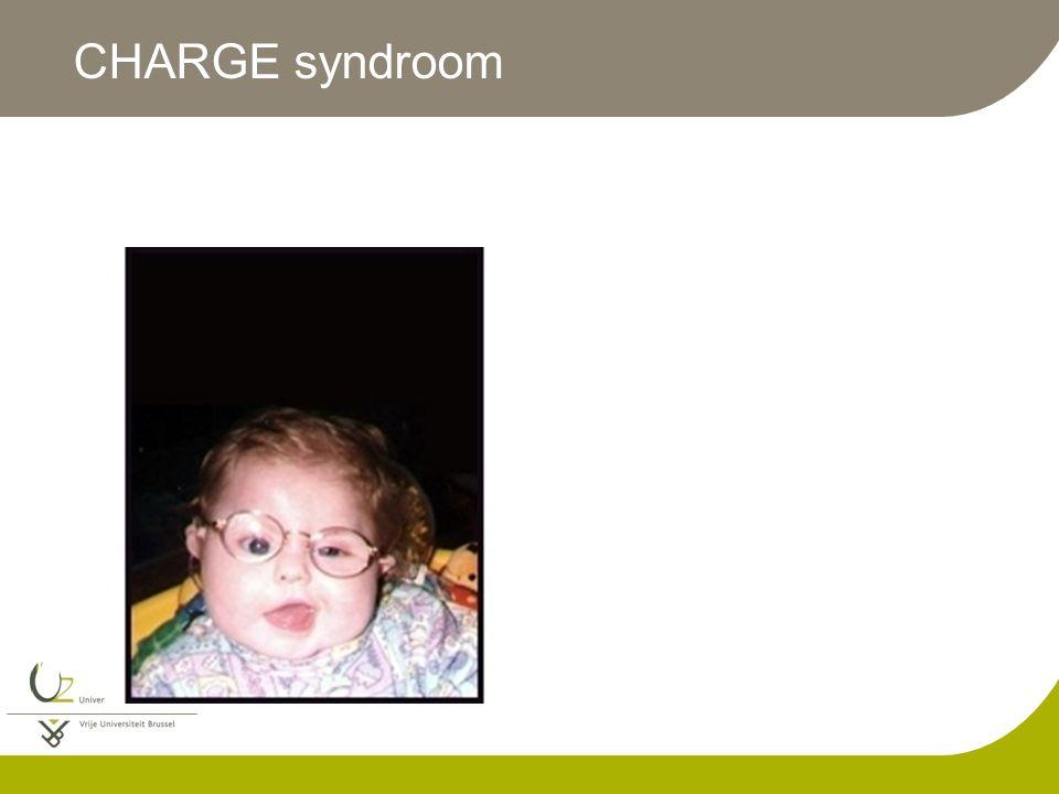 CHARGE syndroom Coloboma Heart defect Atresuie van de chaoana