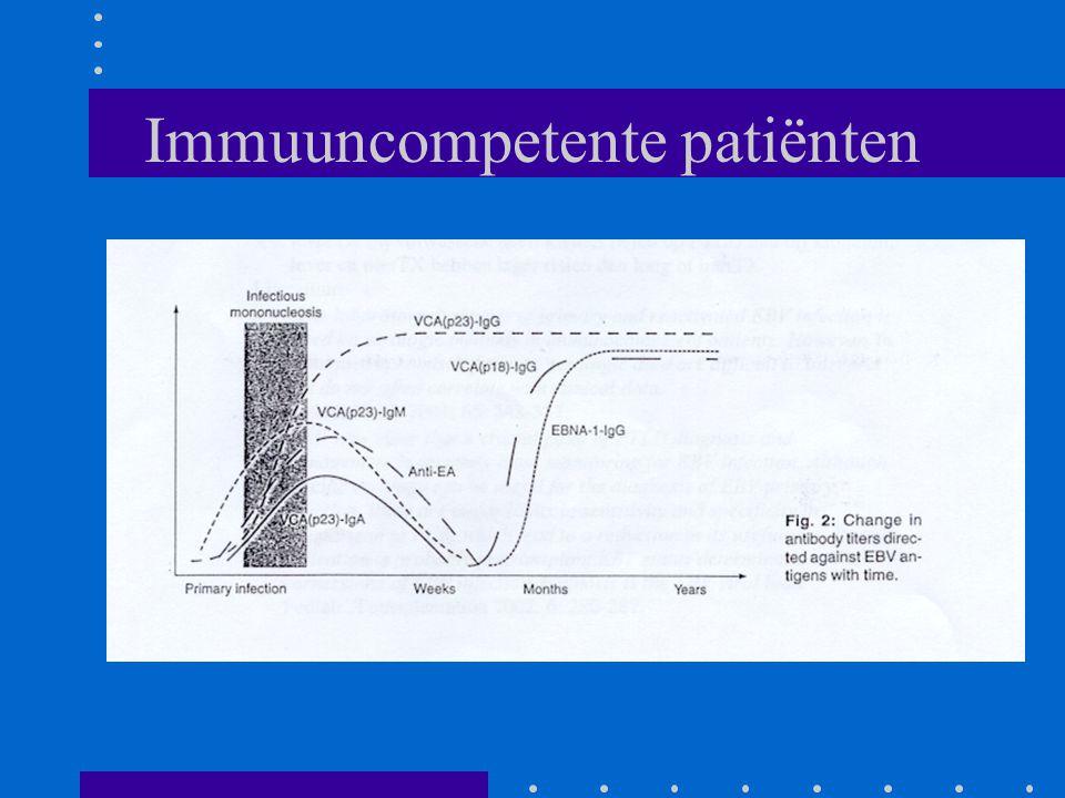Immuuncompetente patiënten