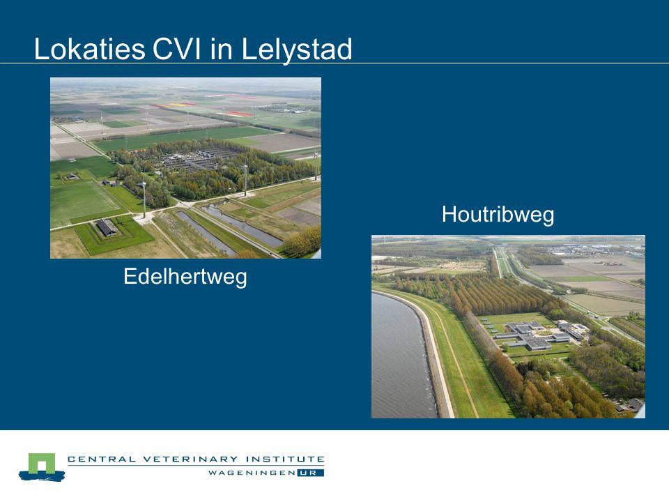 Lokaties CVI in Lelystad