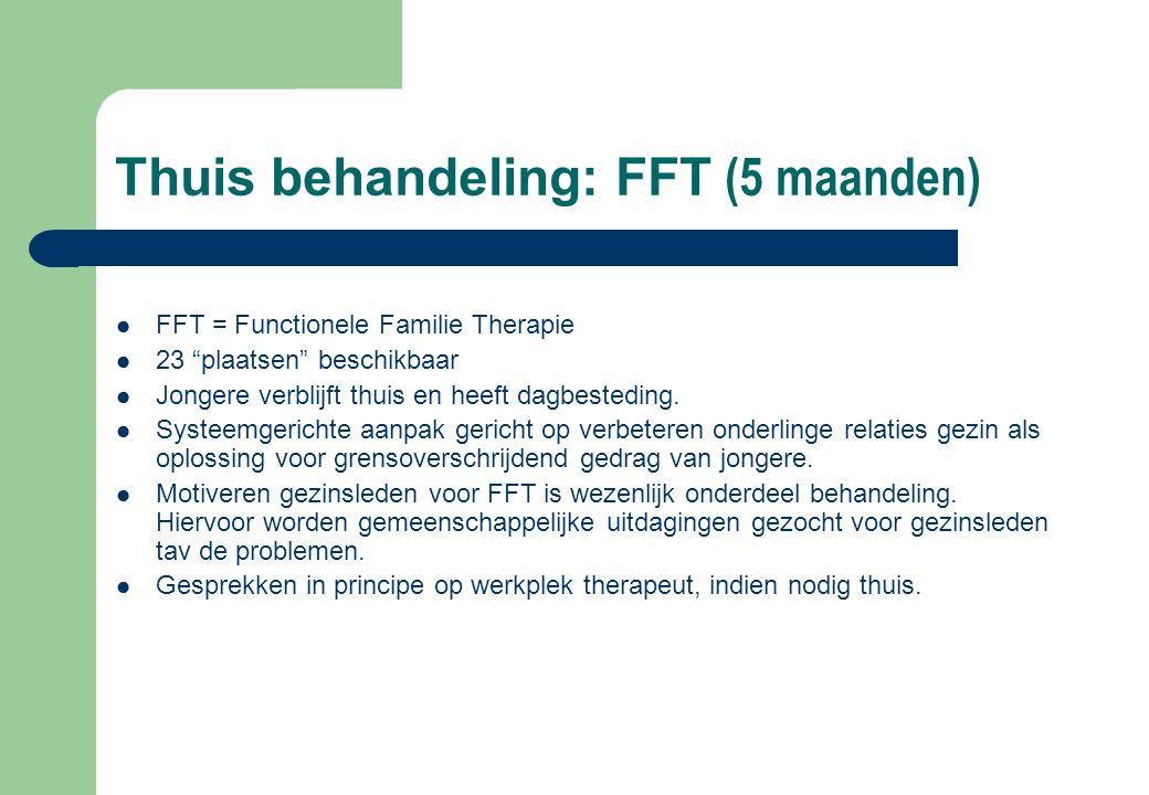 Thuis behandeling: FFT (5 maanden)