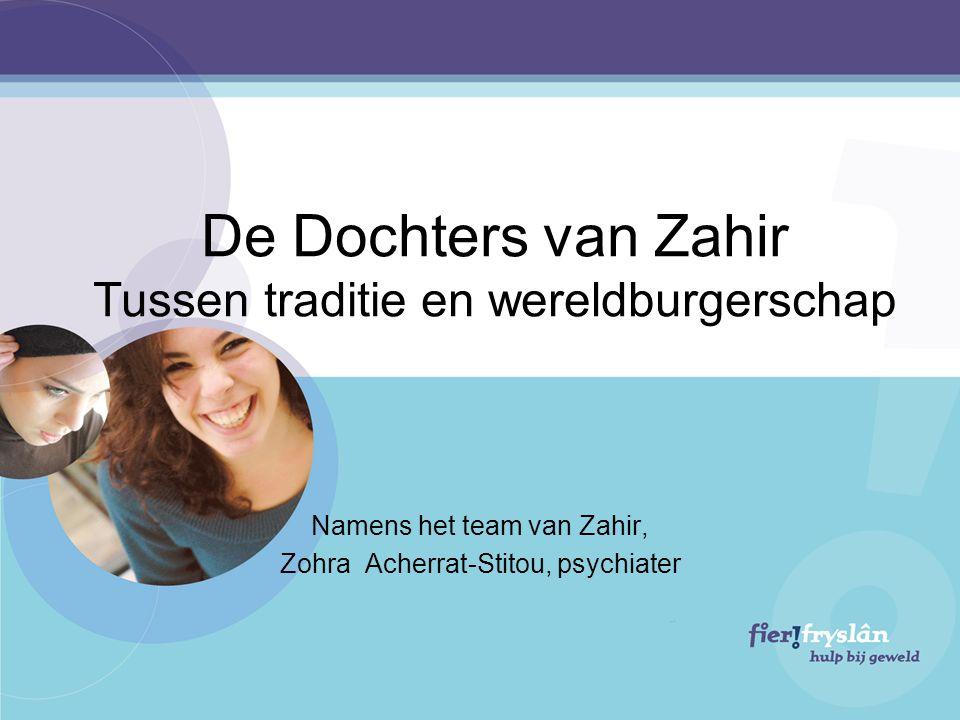 De Dochters van Zahir Tussen traditie en wereldburgerschap