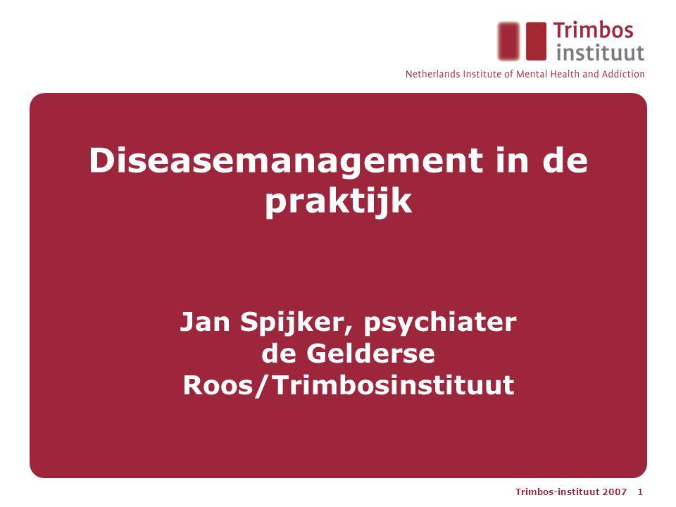Diseasemanagement in de praktijk