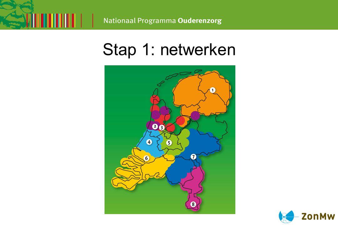 Stap 1: netwerken