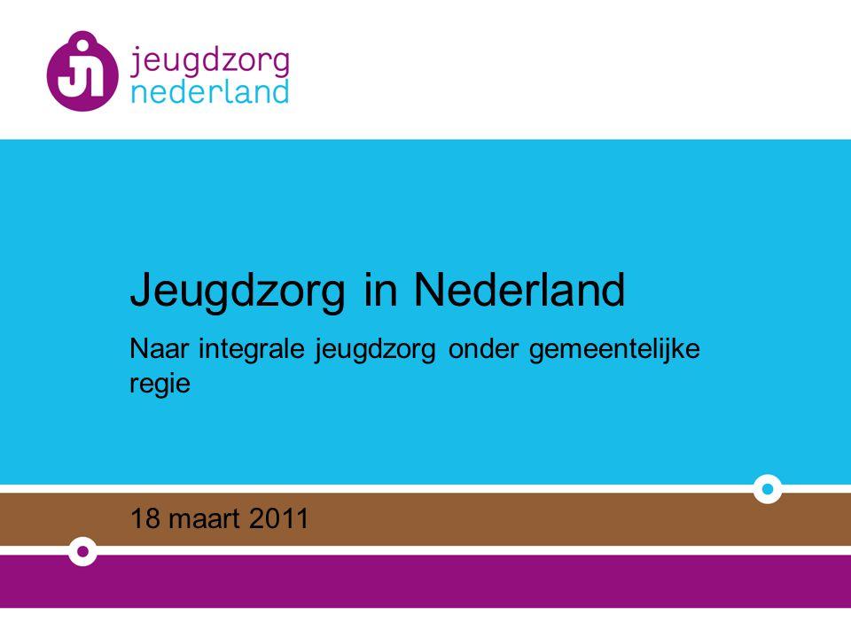 Jeugdzorg in Nederland