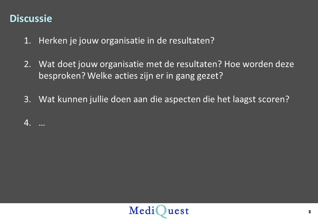 Presentatie: Traject 'Door Cliënten Bekeken'