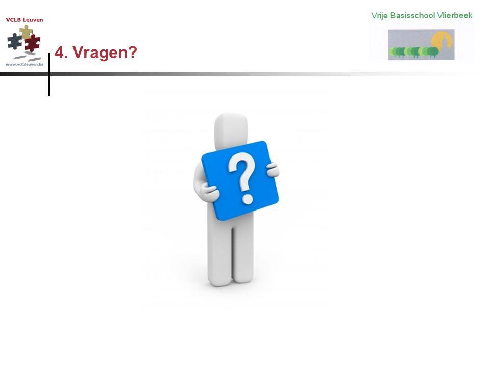 4. Vragen