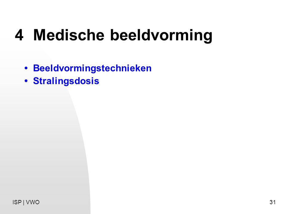4 Medische beeldvorming