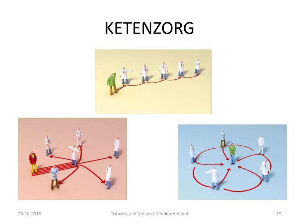 Transmuraal Netwerk Midden-Holland