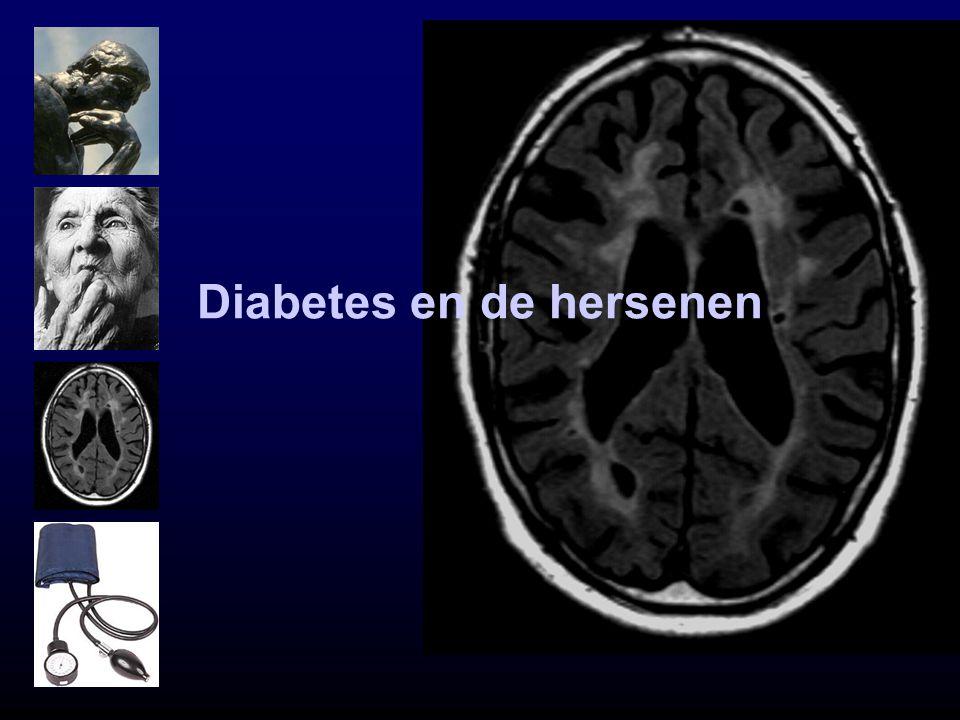 Diabetes en de hersenen