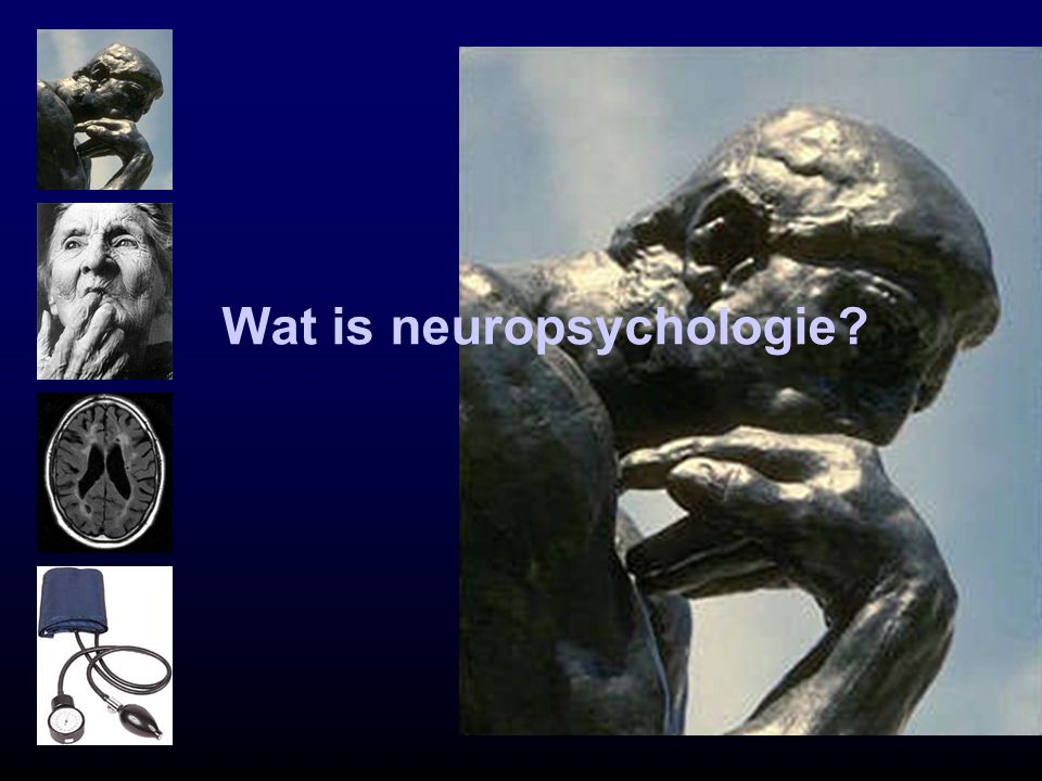 Wat is neuropsychologie
