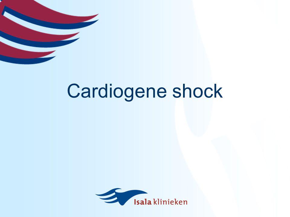 Cardiogene shock