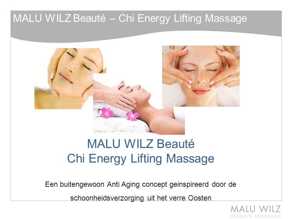 Chi Energy Lifting Massage