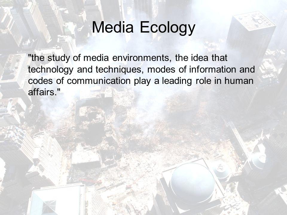 Media Ecology