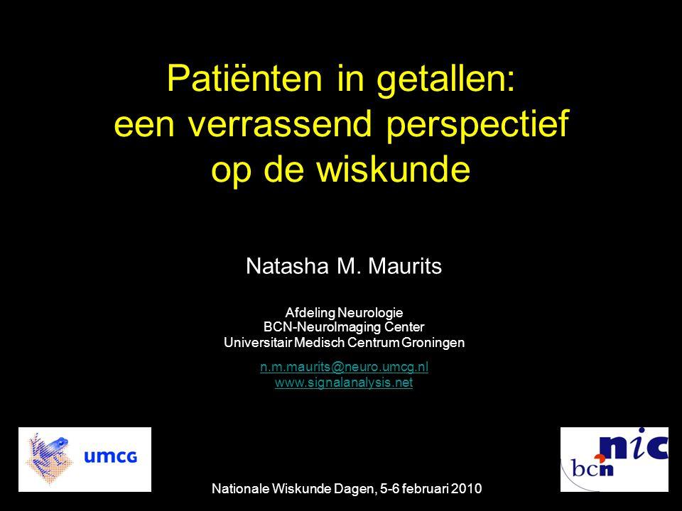 Patiënten in getallen: een verrassend perspectief op de wiskunde