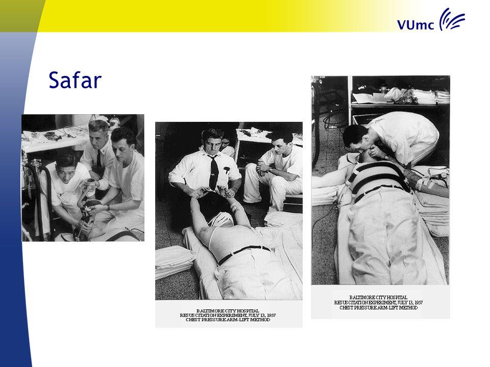Safar Safar en Elam :mond-op-mond-beademing 1950-1960