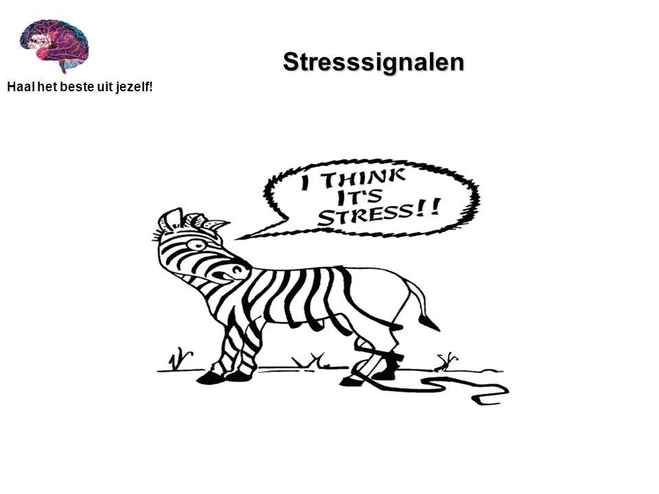 Stresssignalen