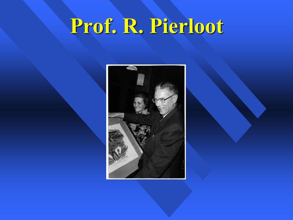 Prof. R. Pierloot