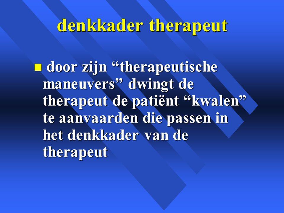 denkkader therapeut